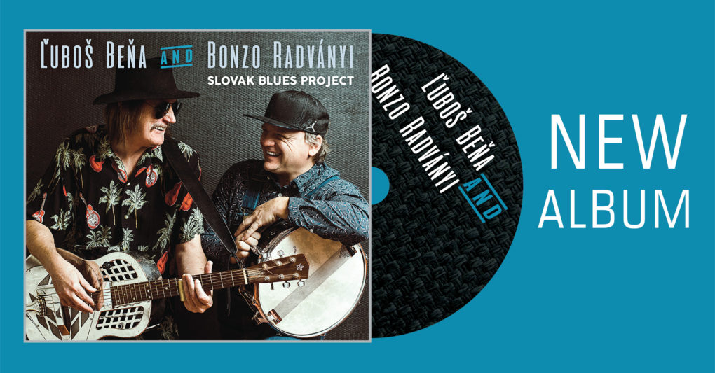Album Ľuboš Beňa & Bonzo Radványi - Slovak Blues Project