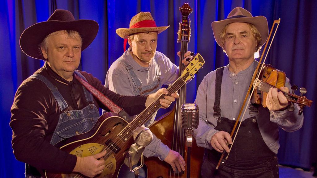 Slovenská skupina Prospektori zo Skalice ponúka Old-time americkú hudbu